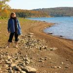 Loulou at Tenkiller Lake at Burnt Cabin Cove